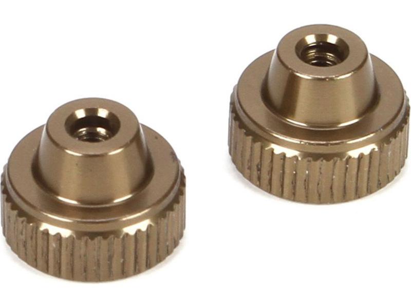 TLR SCTE 2.0: Matice držáku baterie (2) TLR231003