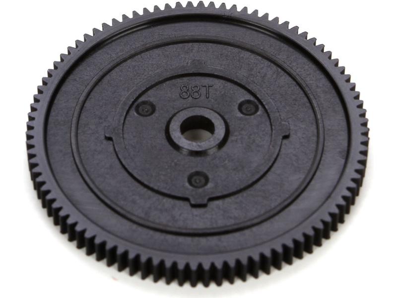 Kevlarové čelní ozubené kolo 88T 48DP TLR232004
