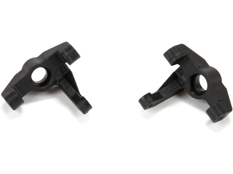 TLR 22T 2.0: Těhlice přední 2mm (2) TLR234044