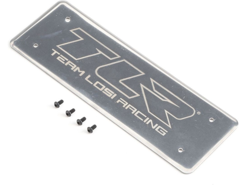 TLR 5IVE-B: Kryt baterií TLR251009