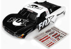 Traxxas Slash: Karosérie nabarvená Fox Edition