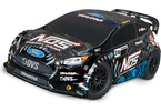 Traxxas Ford Fiesta ST Rally 1:10 4WD TQ RTR