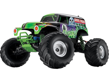 Traxxas Monster Jam 1:10 Grave Digger RTR / TRA3602A