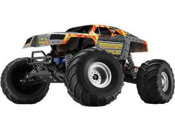 Traxxas Monster Jam 1:10 Maximum Destruction RTR / TRA3602T