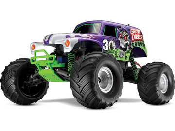 Traxxas Monster Jam 1:10 Grave Digger 30th RTR / TRA3602X