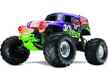 Traxxas Monster Jam Grave Digger TQi RTR / TRA3603X