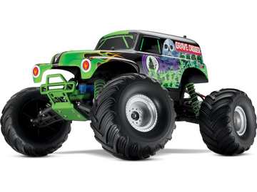 Traxxas Monster Jam 1:10 Grave Digger TQ RTR / TRA3604A