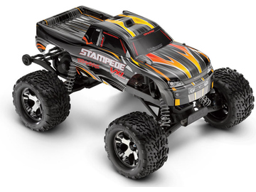 Traxxas Stampede 1:10 VXL TQi Bluetooth Ready RTR / TRA36076-1