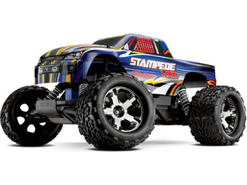Traxxas Stampede 1:10 VXL Brushless TQi RTR / TRA3607