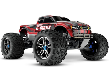 Traxxas E-Maxx 1:10 Brushless WP TQi iPhone RTR / TRA39085