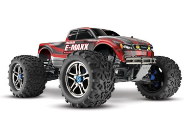 Traxxas E-Maxx 1:10 Brushless WP TQi BlueTooth RTR / TRA39087-1