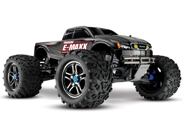 Traxxas E-Maxx 1:10 Brushless TQi iPhone RTR LiPo / TRA3908L