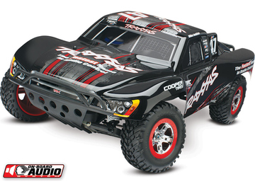 Traxxas Slash 1:10 TQ RTR onboard audio / TRA58034-2
