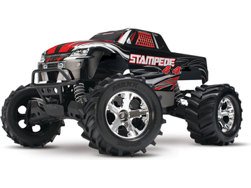 Traxxas Stampede 1:10 4WD TQ RTR / TRA67054