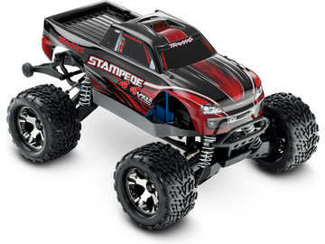 Traxxas Stampede 1:10 VXL 4WD TQi BlueTooth Ready RTR / TRA67086
