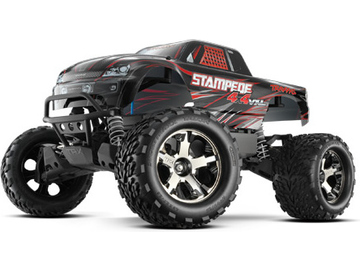 Traxxas Stampede 1:10 VXL 4WD Brushless TQi RTR / TRA6708