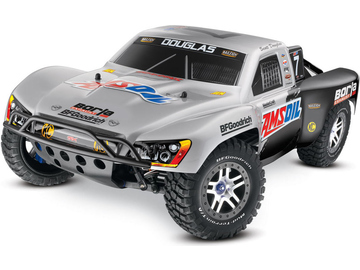 Traxxas Slash Ultimate 1:10 4WD VXL LCG TQi BT TSM / TRA68077-3