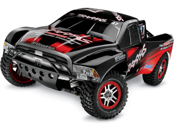 Traxxas Slash 1:10 4WD VXL TQi BlueTooth Ready RTR / TRA68086-1