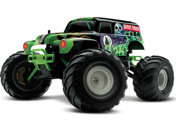 Traxxas Monster Jam 1:16 Grave Digger RTR / TRA7202A