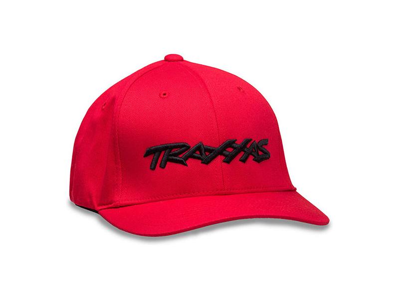Traxxas kšiltovla červená LX