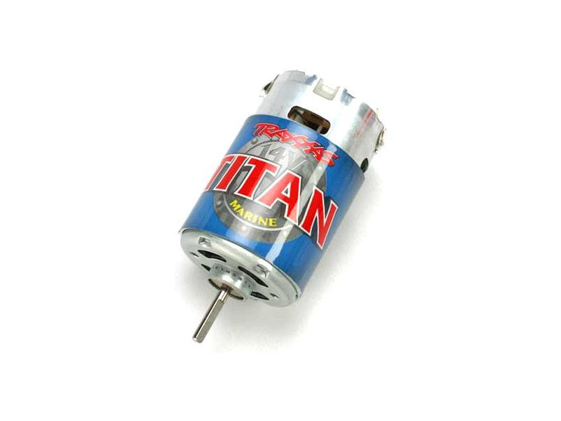 Traxxas motor Titan 550 Marine