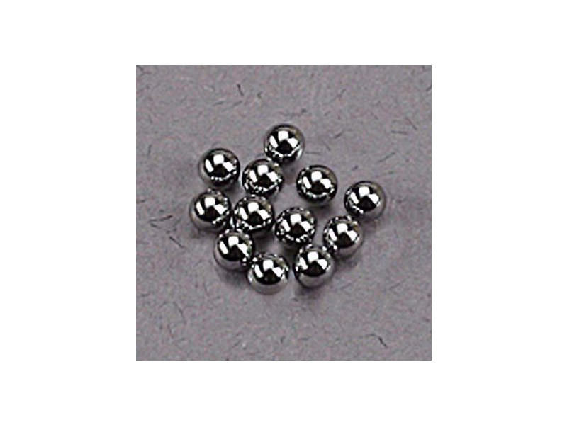 SS/4-Tec - kuličky diferenciálu ocel, Traxxas 2723 , TRA2723