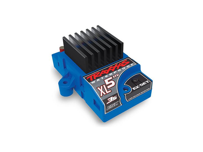 Traxxas: Stejnosměrný regulátor XL5 HV
