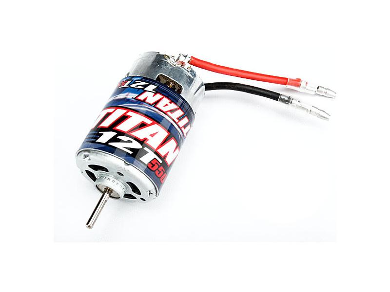 Traxxas - motor Titan 550 12T, TRA3785, Traxxas 3785