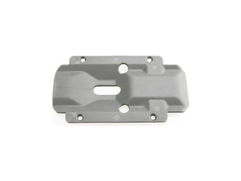 E-Maxx - kryt převodovky nylon šedý, TRA3920, Traxxas 3920
