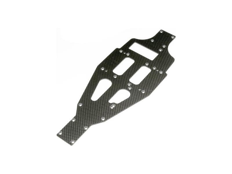 4-Tec - spodní šasi uhlíkové, TRA4322X, Traxxas 4322X