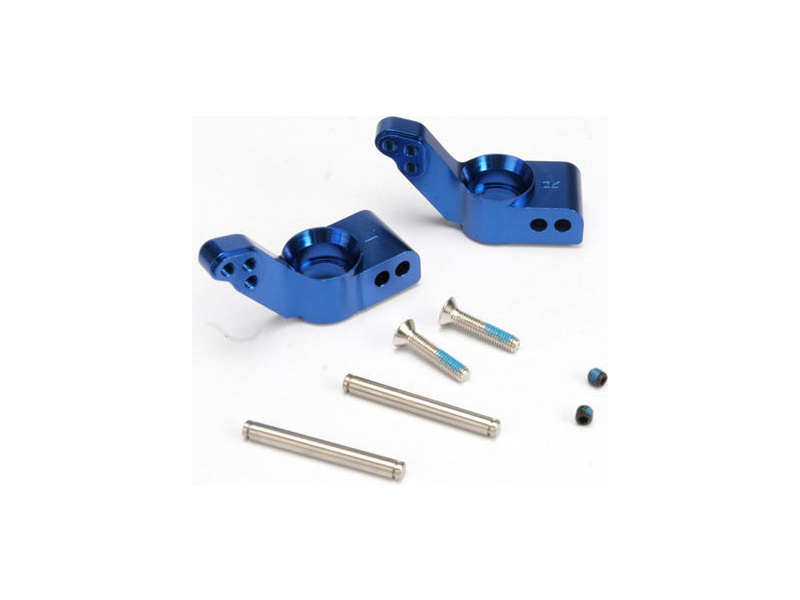 4-Tec - těhlice zadní 1.5° hliník (P+L), TRA4352X, Traxxas 4352X