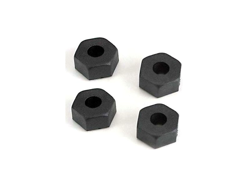 4-Tec - náboj kola (4), TRA4375, Traxxas 4375