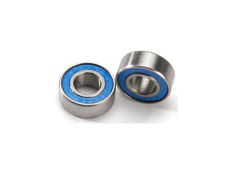 Ložisko chrom guma 6x13x5mm (2), TRA5180, Traxxas 5180