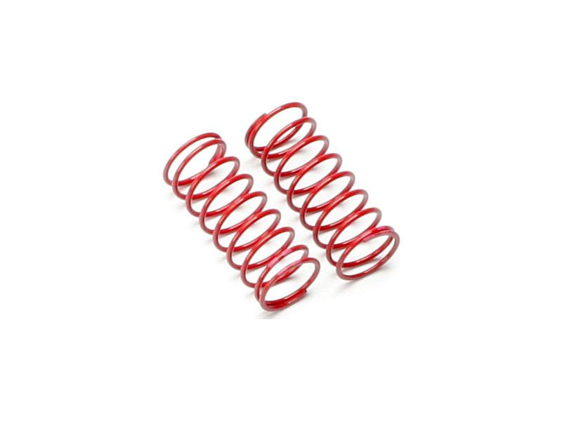 Pružina tlumiče GTR tuhost 1.4N/mm double růžová (2), Traxxas 5433A , TRA5433A