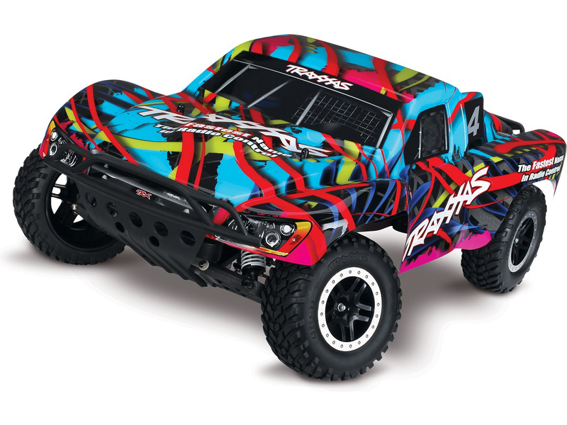 Traxxas Slash 1:10 RTR Hawaiian, TRA58034-1-HWN