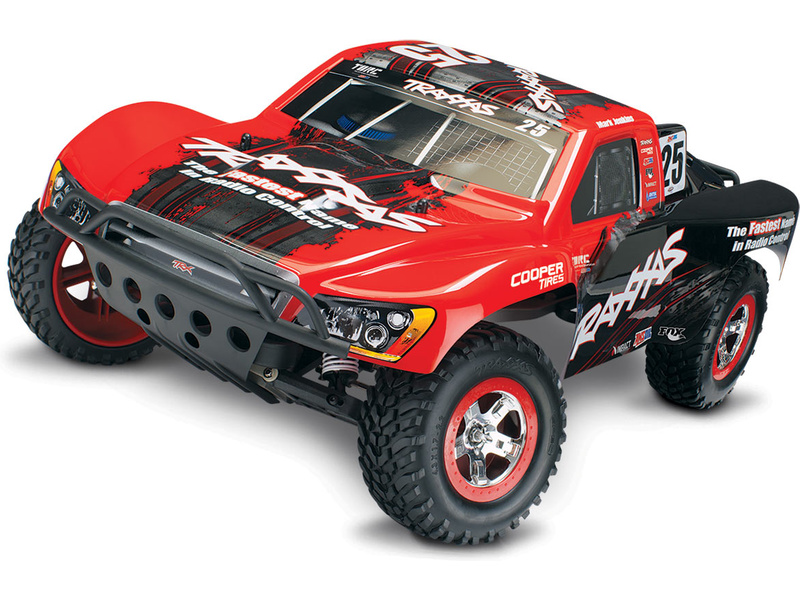 Traxxas Slash 1:10 RTR Mark Jenkins, TRA58034-1-MAR