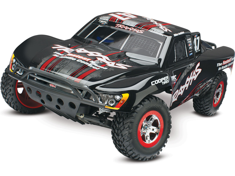Traxxas Slash 1:10 RTR Mike Jenkins, TRA58034-1-MIK