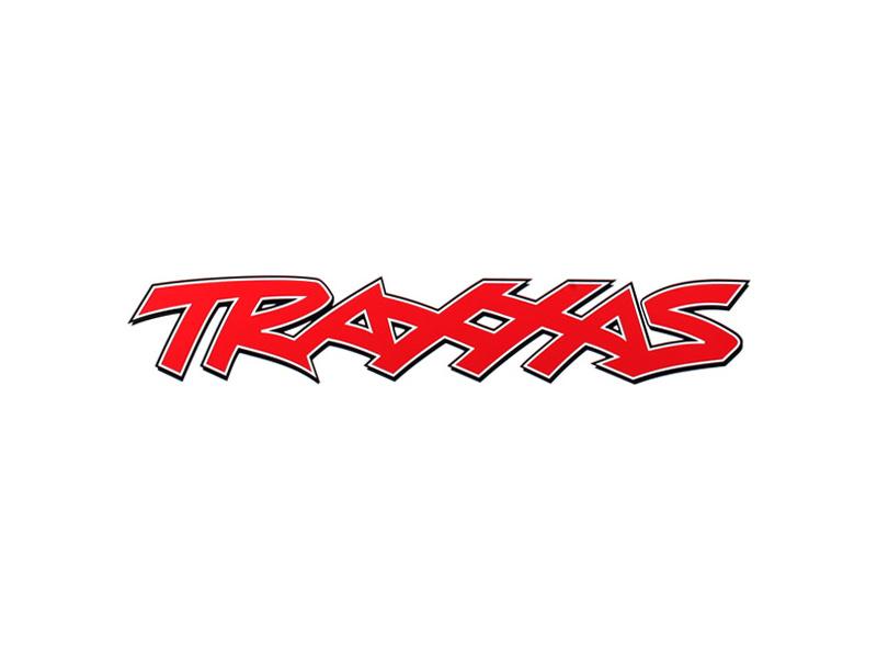 Traxxas PVC samolepka červená 22x5cm