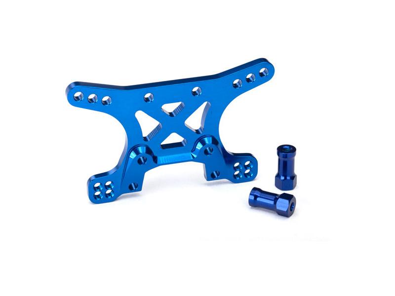 XO-1 - věž tlumičů přední hliník, TRA6440, Traxxas 6440