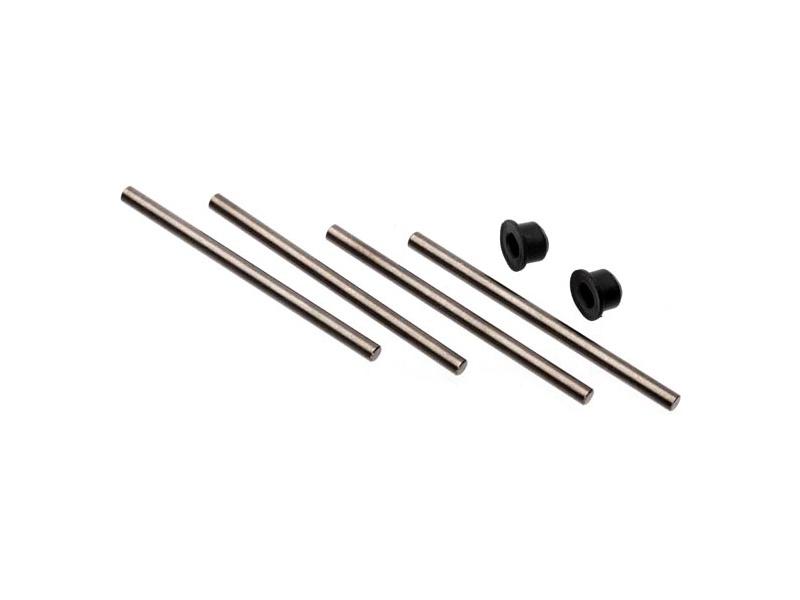 XO-1 - čepy zavěšení kol (4), TRA6441, Traxxas 6441