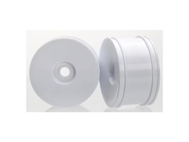 Disk kola zadní bílý (2), Traxxas 6472 , TRA6472