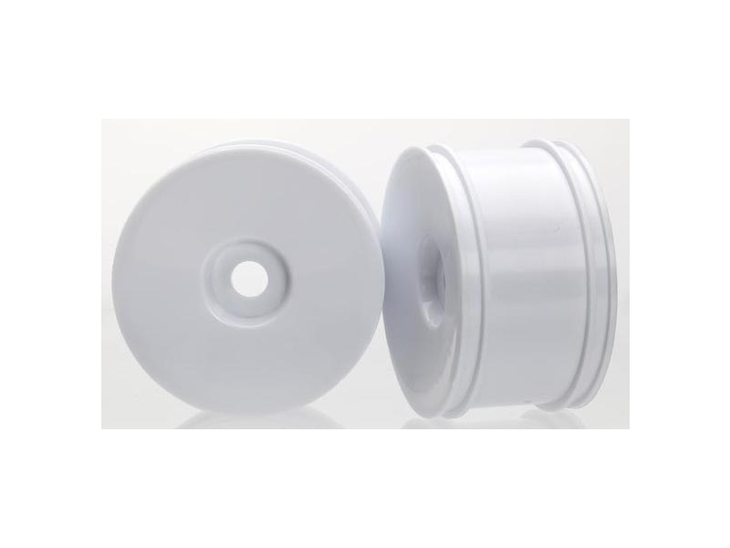 Disk kola přední bílý (2), Traxxas 6474 , TRA6474