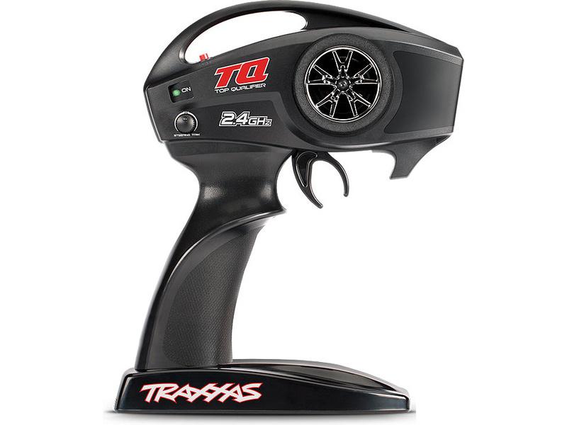 Traxxas - vysílač TQ 2.4GHz 2 kan., Traxxas 6516 , TRA6516