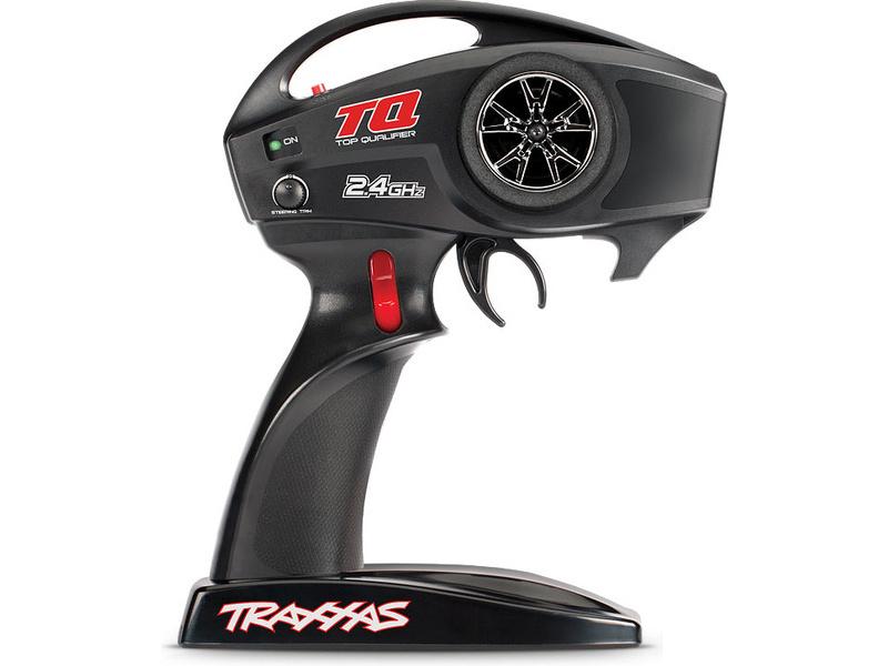 Traxxas - vysílač TQ 2.4GHz 3 kan., Traxxas 6517 , TRA6517