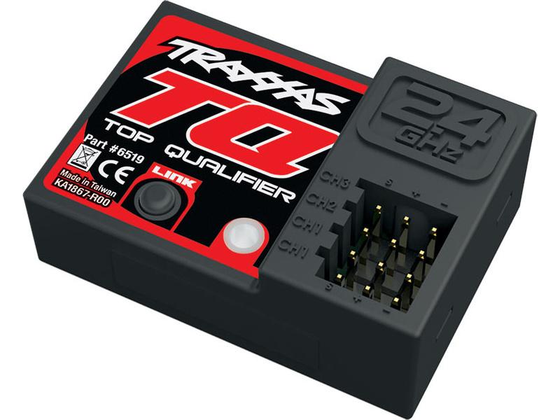 Traxxas přijímač TQ 2.4GHz 3 kan., TRA6519, Traxxas 6519