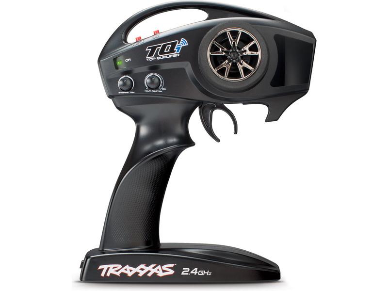 Traxxas vysílač TQi 2 kan. BlueTooth Ready, TRA6528, Traxxas 6528