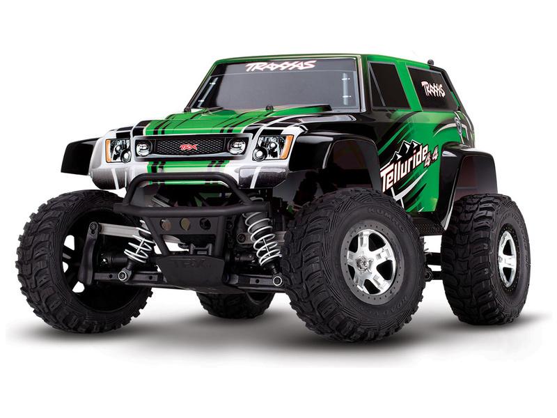 Traxxas Telluride 1:10 4WD TQ RTR, nab.