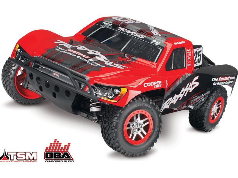 Traxxas Slash 1:10 VXL 4WD OBA TQi RTR Mark Jenkins