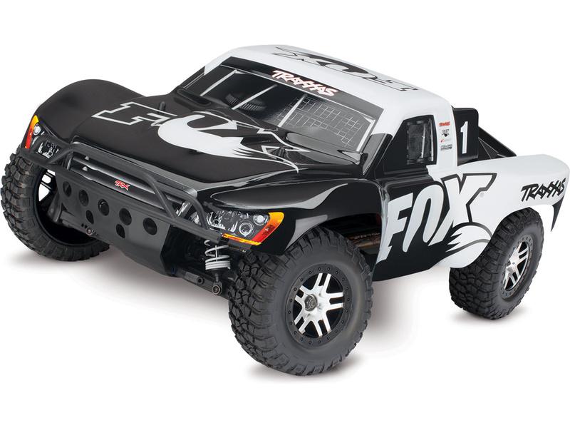 Traxxas Slash 1:10 VXL 4WD TQi RTR Fox, TRA68086-4-FOX, Traxxas 68086-4-FOX
