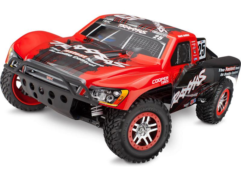 Traxxas Slash 1:10 VXL 4WD TQi RTR Mark Jenkin, TRA68086-4-MAR, Traxxas 68086-4-MAR